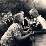 P. Vasinauską sveikina buvę bendradarbiai