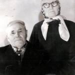 Petras ir Emilija Andriuškevičiai. E. Bujokienės šeimos nuotr.