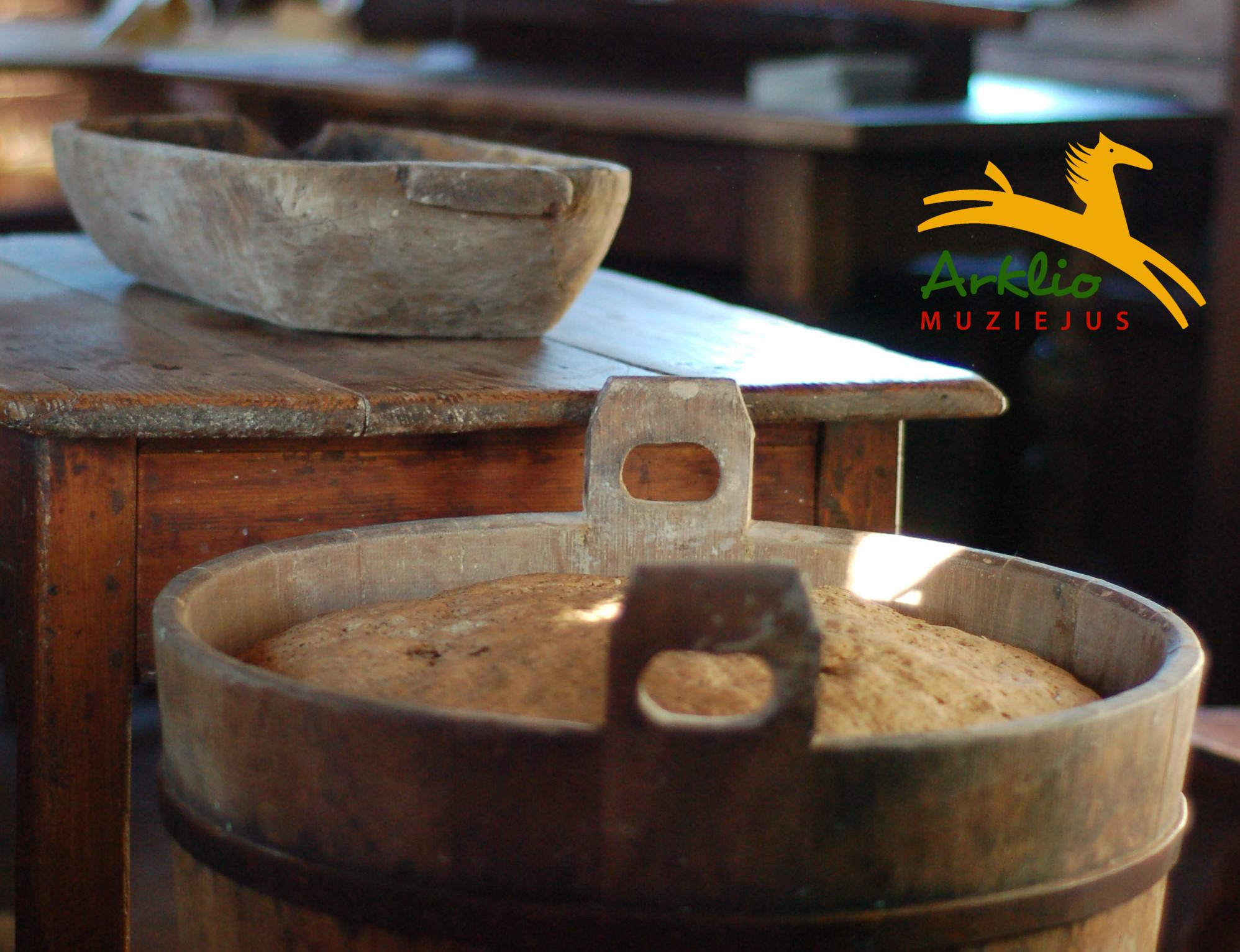 Kviečiame dalyvauti Šimtmečio duonos kepaliuko programoje!